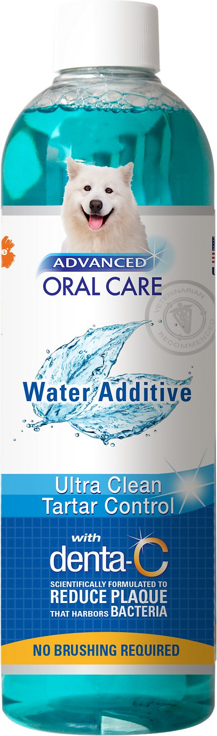 Nylabone Advanced Oral Care Liquid Tartar Remover, 16-oz bottle