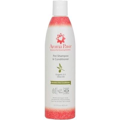 Aroma Paws Shampoo Organic Olive Oil
