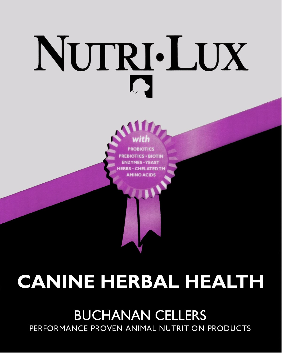 Nutri Lux Canine Herbal Health Dog Supplement
