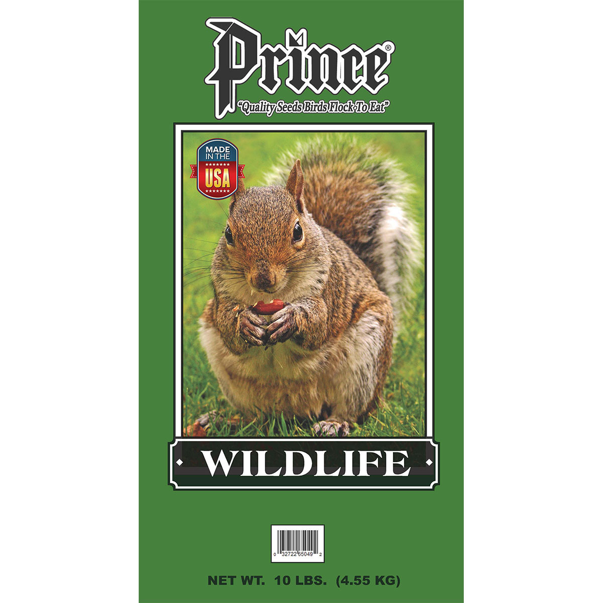 Prince Wildlife Formula Wild Bird Food, 10-lb