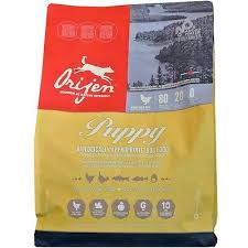 Orijen Puppy Dry Dog Food, 15-lb