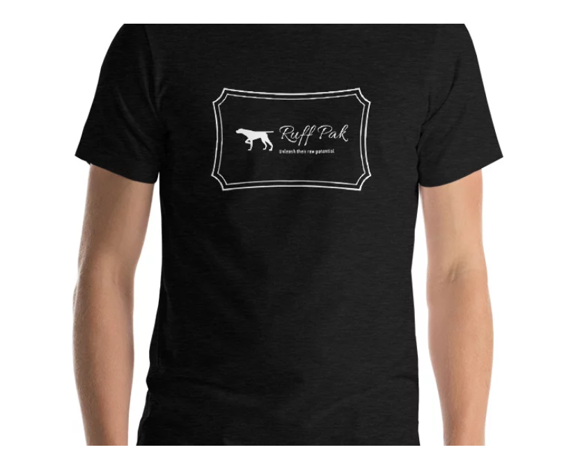 Ruff Pak Short-Sleeve Unisex T-Shirt, X-Small