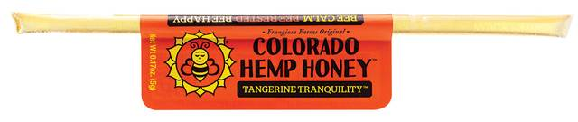 Colorado Honey Tangerine Tranquility Full Spectrum Extract Sticks, 1-count (15-mg)
