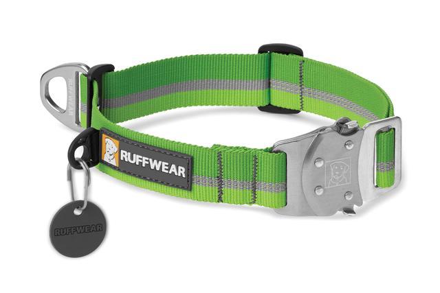 Ruffwear Top Rope Collar, Meadow Green, Large