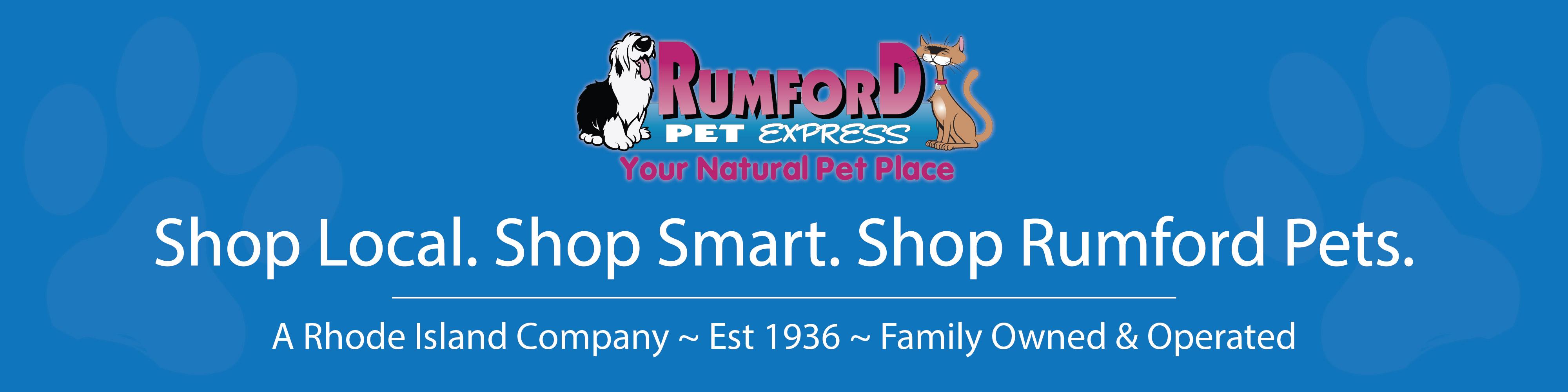 Shop Now | Rumford Pet