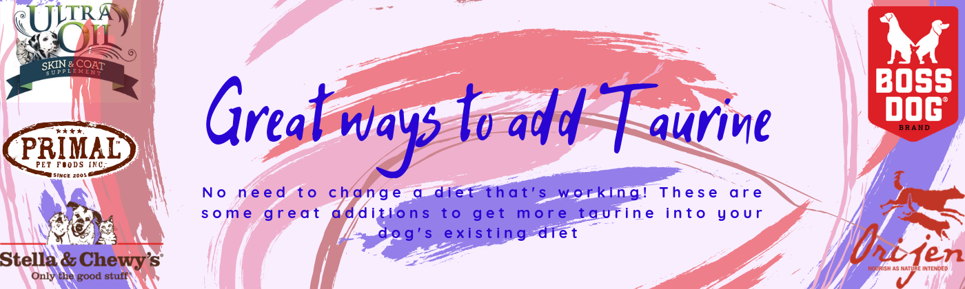 Great Ways to Add Taurine